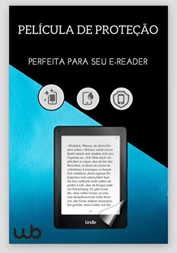 Película Kindle Paperwhite Fosca Anti-Risco Anti-Poeira Anti-UV