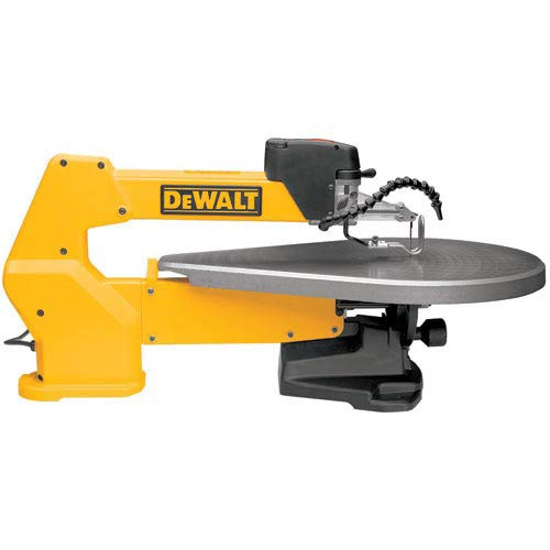 Factory-Reconditioned DEWALT DW788R 1.3 Amp 20-Inch Scroll Saw ()