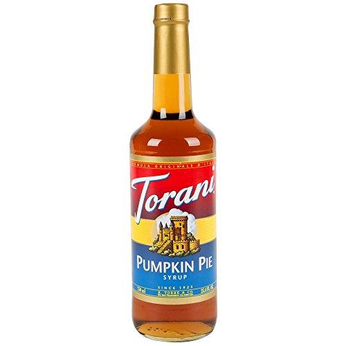 Torani Pumpkin PIE Syrup (Lemonade Pie)
