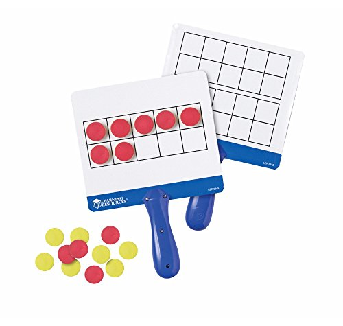 Learning Resources Magnetic Foam (Learning Resources Magnetic Ten Frame Dry Erase Answer Boards)