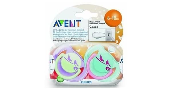 Amazon.com: Philips AVENT Classic – 6 – 18 meses de ...
