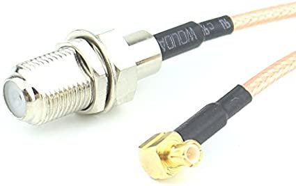 RG316 MCX MALE to MCX MALE Coaxial RF Cable USA-US