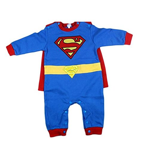 StylesILove Baby Superman Costume Jumpsuit product image