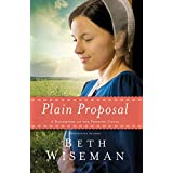 Plain Proposal (A Daughters of the Promise Novel)