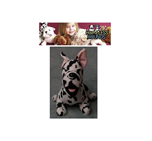 Plushie Hounds Everest Great Dane Helping Shelters Puppie Dog Doll Love Gift
