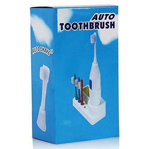 HC-Handel 912185 Elektrische Zahnbürste inkl. Ersatzbürsten