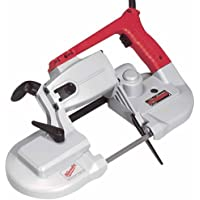 Milwaukee 6232-6 6 Amp Portable Band Saw Advantages