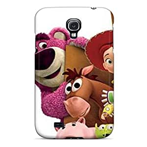 Defender Cases With Nice Appearance (toy Story 3) For Galaxy S4