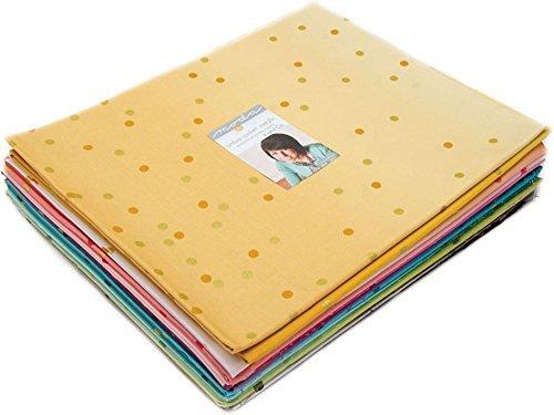 V and Co Ombre Confetti Metallic 20 Half-Yards Moda Fabrics 10807HYM ()