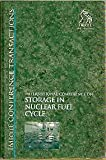Storage in Nuclear Fuel Cycle, PEP  (Professional Engineering Publishers), 0852989989