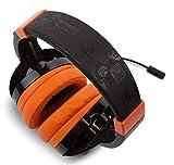 PowerA Wired Gaming Headset - CTR Shadow Crash Team Racing