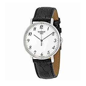 Tissot T-Classic Everytime Leather Men's Watch T1094101603200