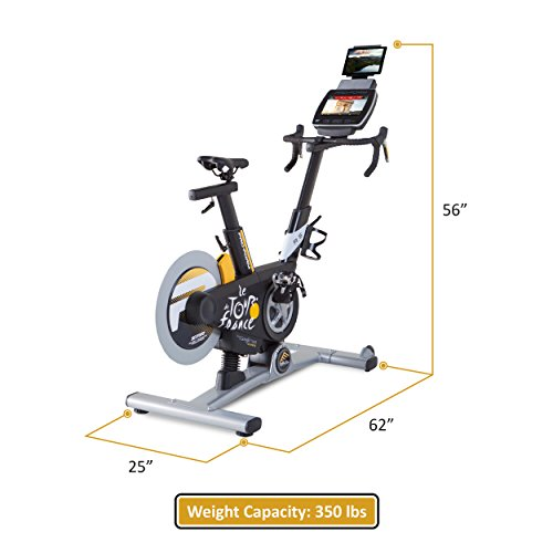 ProForm Le Tour De France Pro 5.0 Home Exercise Bike W