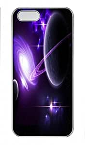 Mysterious Star pragmatic PC Transparent For Iphone 6 Phone Case Cover - Milky Way