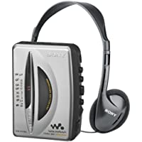 Sony WM-FX195 Walkman AM / FM Stereo Cassette Player with Auto Shut-Off