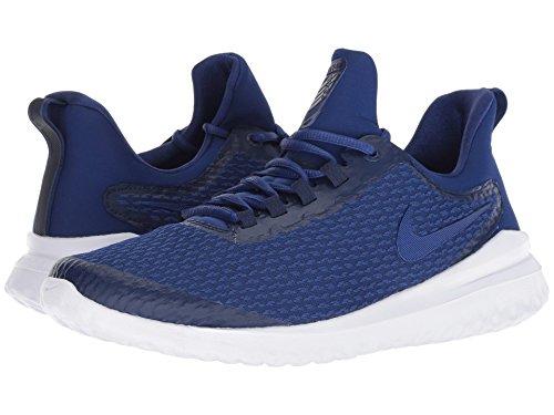 [NIKE(ナイキ)] メンズランニングシューズ?スニーカー?靴 Renew Rival Blue Void/Deep Royal Blue/White 9.5 (27.5cm) D - Medium