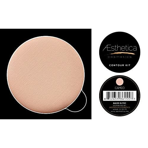 Wholesale Aesthetica Cosmetics Powder Refill for Contour and Highlighting Powder Foundation Palette, Color: Cameo for sale
