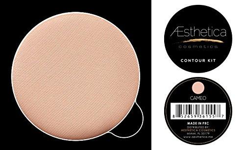 Aesthetica Cosmetics Contour Highlighting Foundation