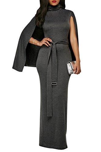 a wear cape dress - 8