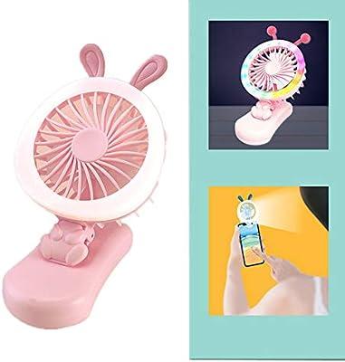 Lidylinashop Ventilador Bebe Ventilador con Pinza Clip de ...