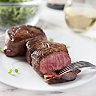Pre, Filet Mignon Steaks – 100% Grass-Fed and Grass-Finished, Pasture-Raised Beef, 8 (5 oz.) Steaks