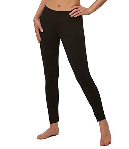Felina Modal & Cotton Leggings - 2 Pack
