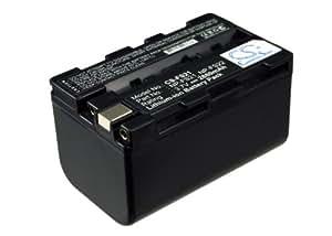Bateria Sony DCR-PC5E, DCR-PC3E, DCR-PC1, DCR-PC2E, DCR-PC5, DCR-PC3, , 2880 mAh