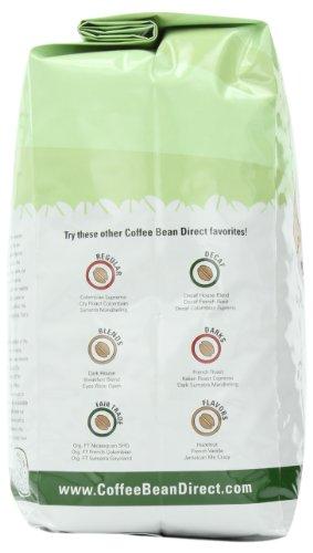 Coffee Bean Direct Panama Boquete, Whole Bean Coffee, 5-Pound Bag