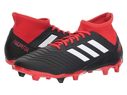 ひも遺産バン[adidas(アディダス)] メンズサッカーシューズ?靴 Predator 18.3 FG Black/White/Red 10 (28cm) D - Medium