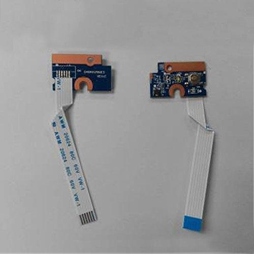 Button Board Compaq Power (NEW Power Button Board with Ribbon Cable For HP G42 G56 G62 G72 COMPAQ CQ42 CQ56 CQ62 CQ72 4EAX1PB0000 DA0AX1PB6E0)