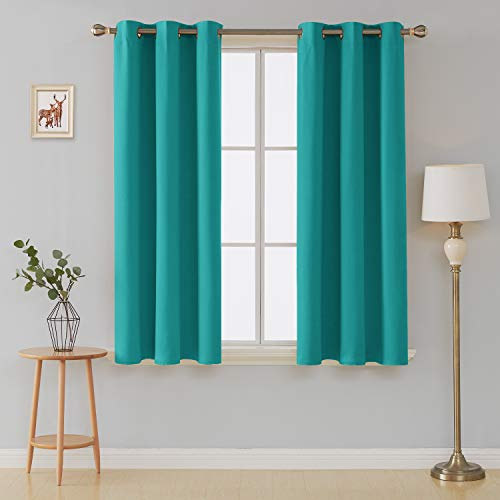 Deconovo Thermal Insulated Curtains Grommet Room Darkening W