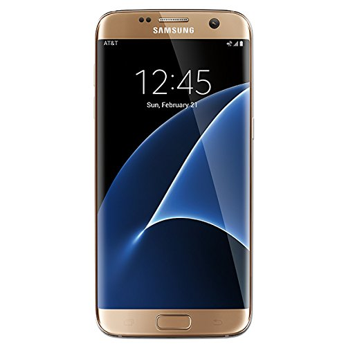 Samsung Galaxy S7 EDGE G935F 32GB Factory Unlocked GSM Smartphone International Version (Gold)
