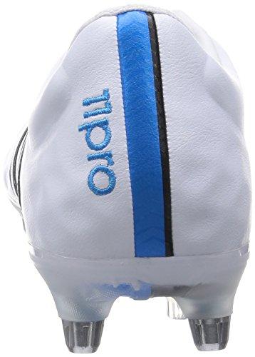 adidas 11 Pro SG Hombres Botas de fútbol de cuero-Black-40