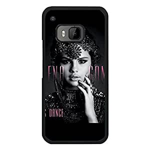 Htc One M9 Phone Cover Shell, Stylish Attractive Pop Sweet Singer Selena Gomez Phone Case Cover for Htc One M9