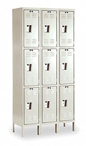Hallowell U3288-3A-PT Premium Locker, 36
