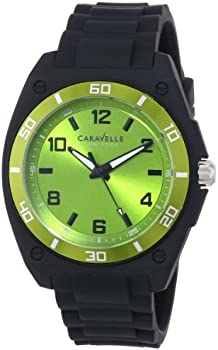 Caravelle New York Quartz Men'sWatch