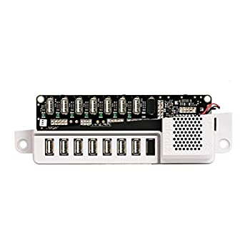 Image of Cambrionix MultiCharger14 2.4A 14-Port USB Hub (US Model: DS-MC14-2.4A) Chargers & Adapters