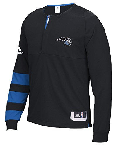 Orlando Magic Adidas 2016 NBA Men's On-Court Authentic L/S Shooting ()