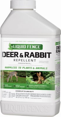2 each: Liquid Fence Concentrate -