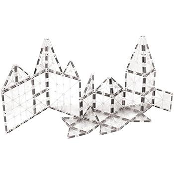 Amazon Com Magna Tiles 2 Piece Car Expansion Set Toys