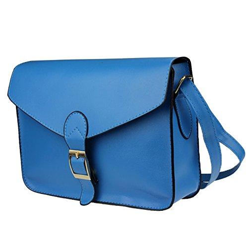 ArMordy(TM)NewHot Gift! Women's handbag messenger bag preppy style vintage envelope bag shoulder bag briefcase