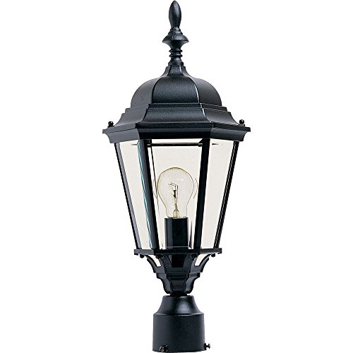 Cast Aluminum Outdoor Lamp Post