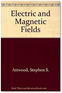 Electric and magnetic fields.