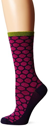 Goodhew Women's Dotty Socks, Concorde, Small/Medium