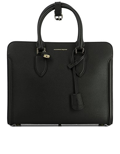 alexander-mcqueen-womens-461389dn10g1000-black-leather-tote