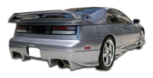 300zx Body Kits - Vader Rear Lip Under Spoiler Air Dam - 1 Piece Body Kit - Fits Nissan 300ZX 1990-1996