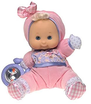 Fisher-Price Brilliant Basics Baby/'s First Doll