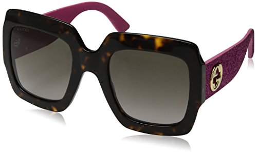 65195dcabcb Gucci GG 0102 S- 003 AVANA   BROWN PINK Sunglasses available in the ...