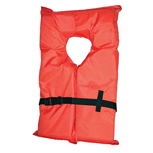 Uscg Life Jackets - ONYX Adult Oversize/Super Large Type 2 USCG Approved Life Jacket