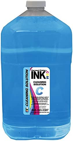 Amazon.com: Garment Impresora DTG Solución de limpieza: Arte ...